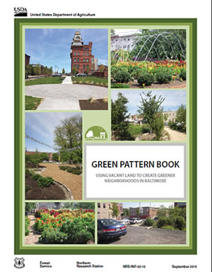 [image:] Cover of Green Pattern Book