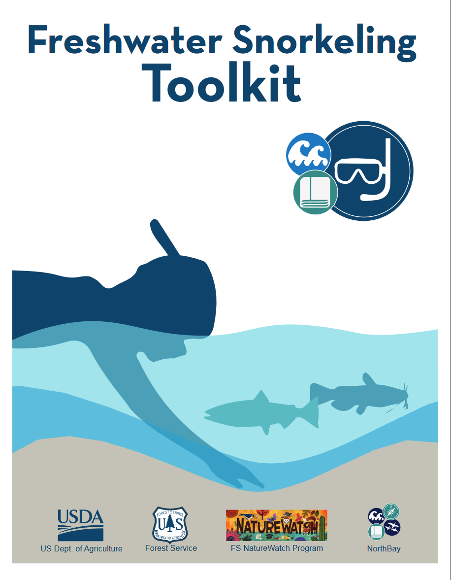 Freshwater Snorkeling Toolkit cover page