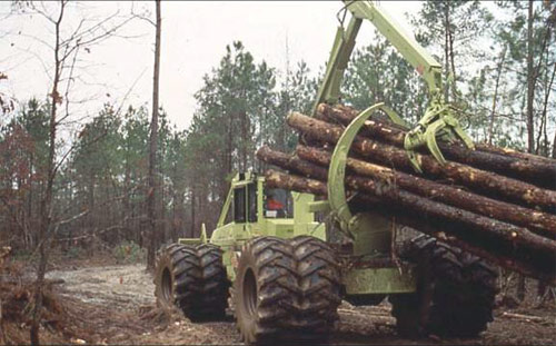 Harvesting systems | North Central Region Forest Management Guides