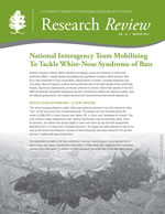 cover image of the Winter 2011 Research Review