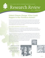 cover of Research Review volume 1