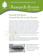 cover image of the Winter 2008 Research Review
