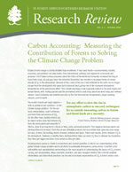 cover image of the Spring 2008 Research Review
