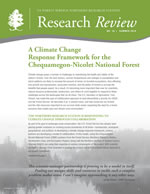 cover of Research Review volume 10