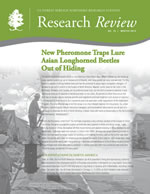 cover of Research Review volume 15
