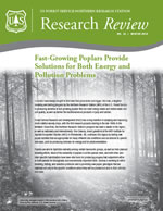 cover of Research Review volume 19
