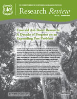 cover image of the Summer 2013 Research Review