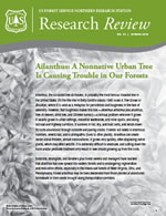 cover of Research Review volume 22