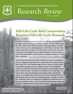 cover of Research Review volume 23