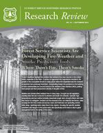 cover of Research Review volume 24