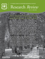 cover image of the April 2015 Research Review