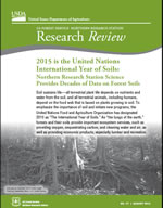 cover image of the August 2015 Research Review