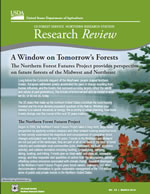 cover image of the March 2016 Research Review