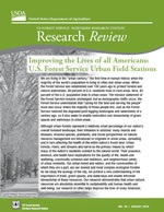cover of Research Review volume 30