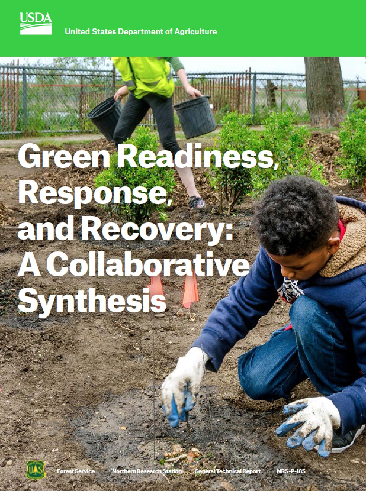 Cover image from publication - Green Readiness, Response, and Recovery