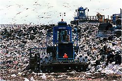 [photo:] The former Fresh Kills landfill. Photo courtesy of the City of New York.