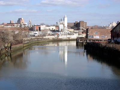 [photo:] Gowanus Canal