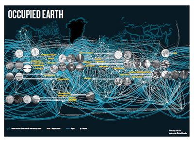 [image:] A map of occupied Earth from Slum Lab