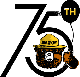 Happy 75th Birthday Smokey Bear